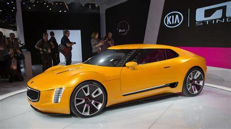 Kia New Sports Car 2018 Kia Gt4 Stinger Review Design Specs Cars News