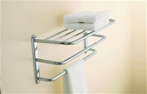Kohler Towel Shelf by Kohler K 16155 Cp Revival Towel Shelf Polished Chrome
