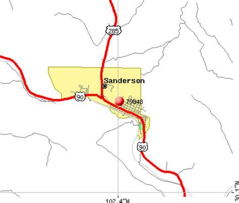 sanderson texas map 79848 zip code sanderson texas profile homes apartments schools population income