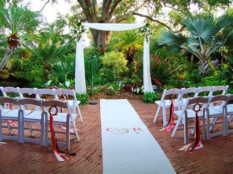 11 best images about sarasota garden club weddings on