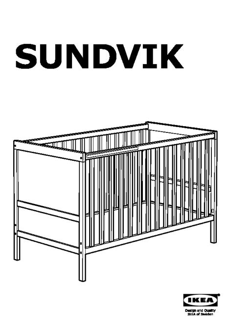 Ikea Sundvik Crib Recall by 86 Crib Assembly Cch0070109 00 Jche P65 Size Of Blankets