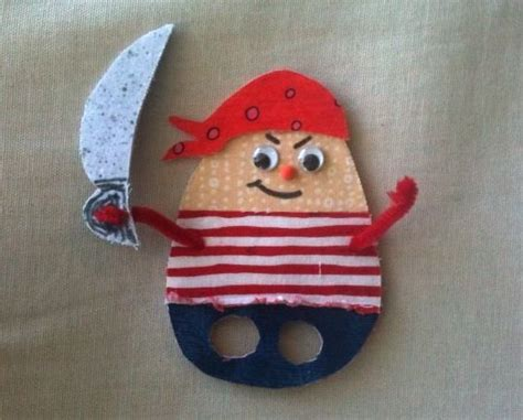 pirate craft ideas for 17 best images about preschool pirate theme on