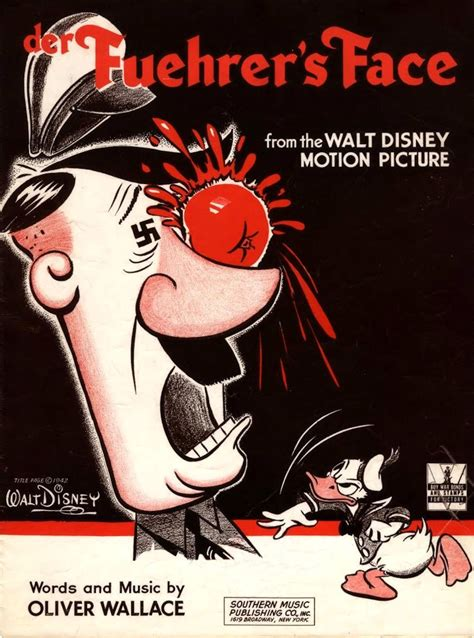 der fuehrer face 1943 full movie disturbing or strange disney images page 203 wdwmagic unofficial walt disney world