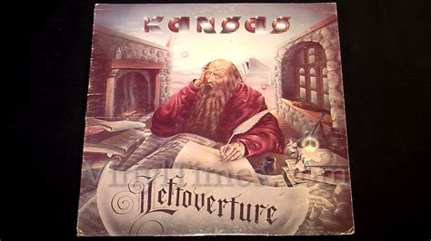 Kansas Records Kansas Quot Leftoverture Quot Vinyl Lp Vinyltimesvinyltimes
