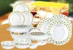 Crockery   Laopala   Dinner Set (64 Pcs)   64 Pcs Dinner