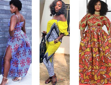 good senegalise styles with ankara ankara styles 139 good vibes kamdora blog