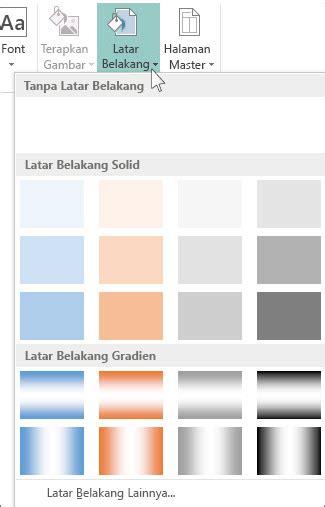 latar belakang desain dan struktur organisasi mengubah warna latar belakang menggunakan publisher