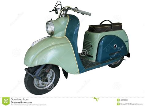 design your dream scooter old light green scooter stock photo image 42073383