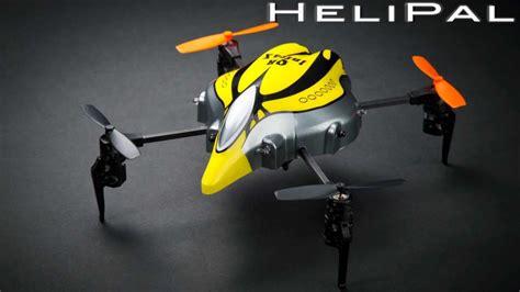 Drone Fotografi helipal walkera qr infra x smart drone test review