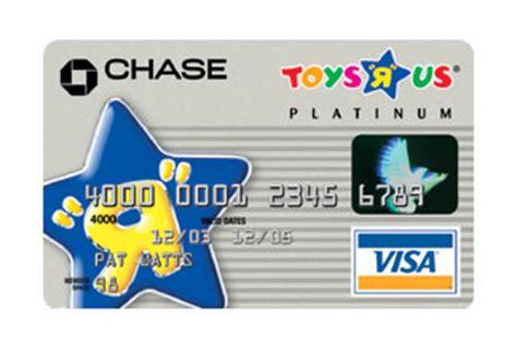 r us credit card babies r us credit card