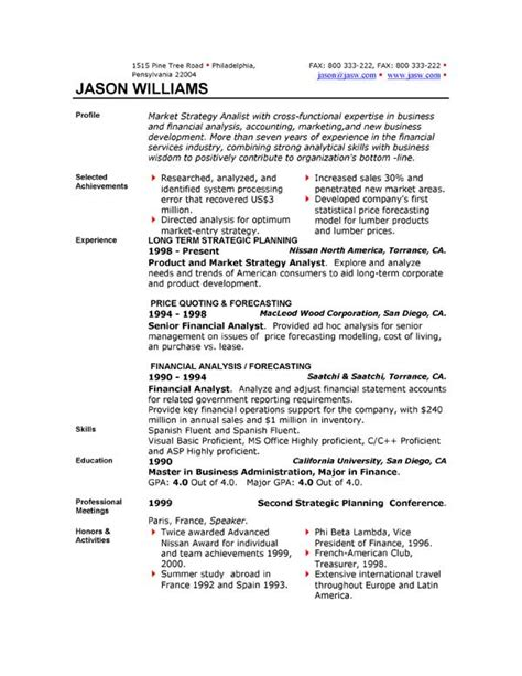 Sle Resume Photoshop Resume Format For Freshers Photoshop 28 Images 10000 Cv And Resume Sles With Free Mechanical