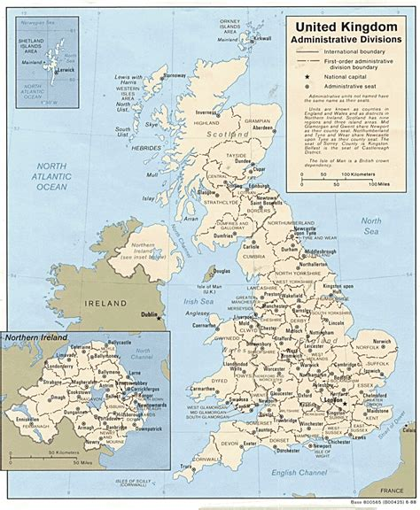printable road map of great britain detailed administrative map of great britain great
