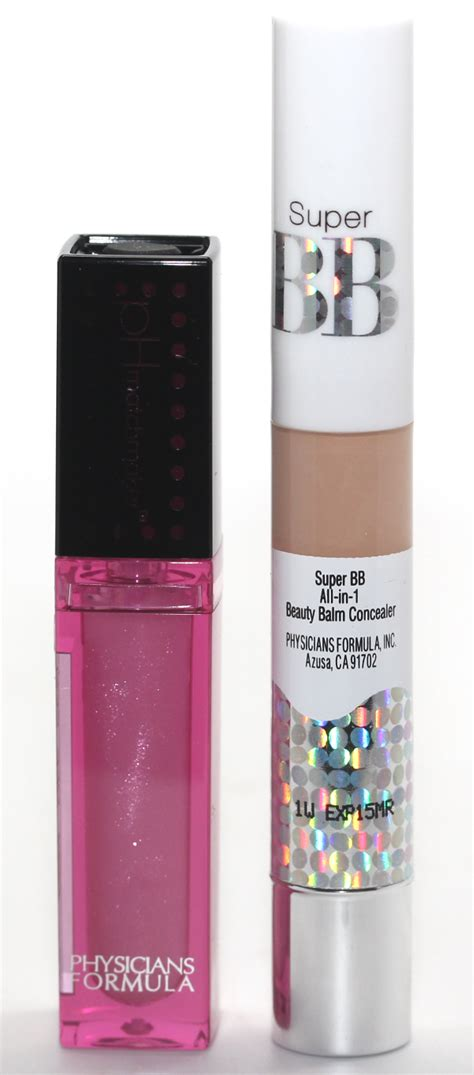 Lipgloss Bb makeup fashion physicians formula nyx rimmel e l f cosmetics