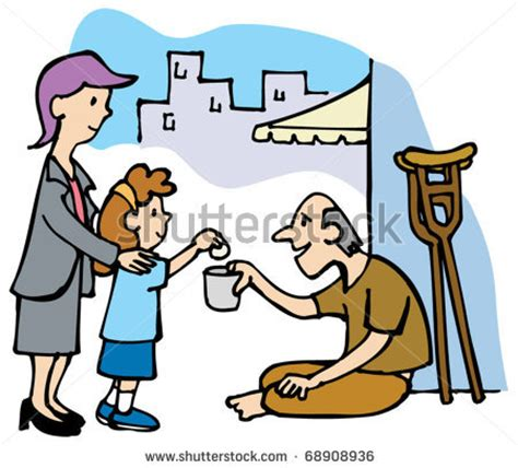 helping the poor and needy clipart (10+)