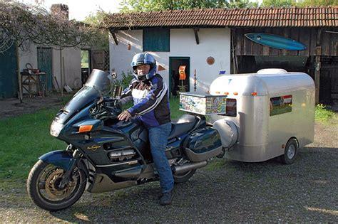 Bmw Motorräder Händler Deutschland by 60 Km H F 252 R Motorr 228 Der Mit Anh 228 Nger Kradblatt