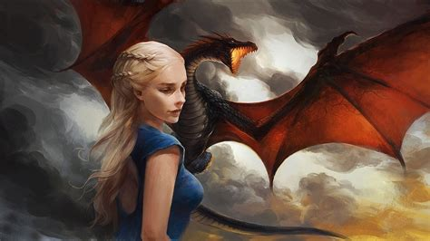 wallpaper game of thrones daenerys daenerys targaryen wallpaper 1023822