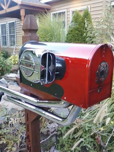 Handmade Mailbox - 25 best ideas about custom mailboxes on