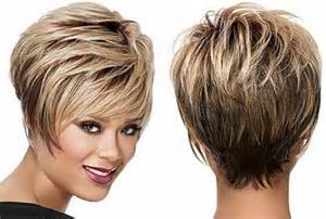 pics of hair cuts were the front is and the back is short pixie haircuts back of head