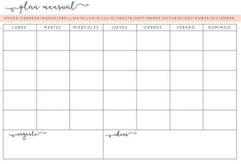 Calendario 2015 Per Whatsapp Calendario 2017 Mes A Mes Almanaques Para Descargar O