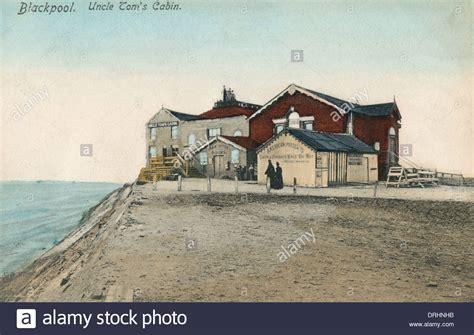 Tom S Cabin Blackpool by Tom S Cabin Blackpool Lancashire Stock Photo