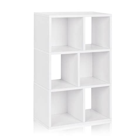 Average Shelf hton bay 3 shelf standard bookcase in white thd90003 1a of the home depot