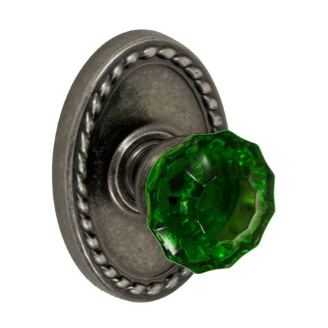 Decorative Glass Door Knobs by Fusion Hardware Decorative Glass Collection