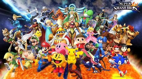 smash brios new characters join the super smash bros roster shinigaming