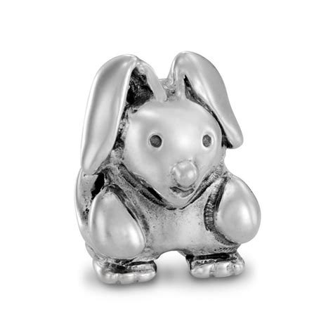 pandora rabbit bunny charm pandora charms for