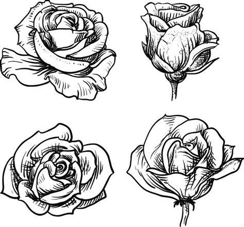imagenes para dibujar tattoo m 225 s de 25 ideas incre 237 bles sobre dibujos de rosas en pinterest