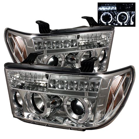 Fogl Toyota Landcruiser 2008 2011 Projector 2008 2013 toyota sequoia projector headlights eliminates