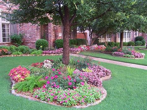 flower beds around trees flower bed around tree 28 images landscaping around