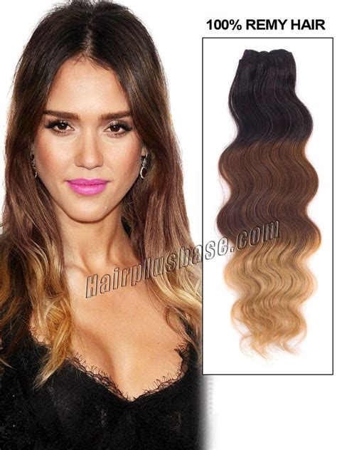 ombre weave hair extensions honey ombre hair extensions weft hair