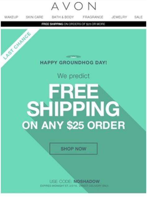 should you offer free shipping a simple test to decide 5 groundhog day marketing caign ideas for ecommerce