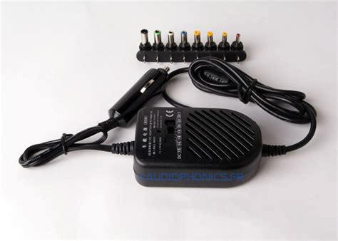 Log On Cable L22 Output Max 2 4a V8 60cm Hijau adapter car power adapter to 15 to 24v dc 80w audiophonics