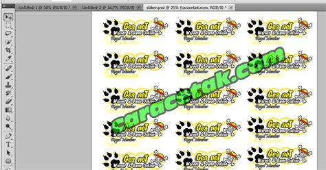 Cetak Kertas Vinyl Cara Cetak Stiker Vinyl Menggunakan Printer Biasa