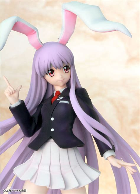 Touhou Project Reisen Udongein Inaba Griffon Enterprises amiami character hobby shop touhou project lunatic rabbit of the moon quot reisen udongein