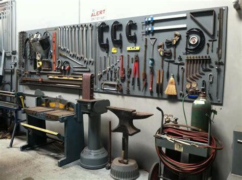 metal workshop layout ideas kiwi kev s backyard hot rod shop page 32 the garage