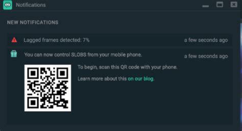 streamlabs obs adds remote control support streamersquare
