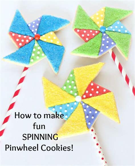 How To Make Paper Pinwheels That Spin - best 25 pinwheel cake ideas on