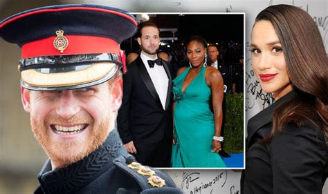 prince harry and meghan markle serena williams wedding rumours meghan markle leaving hit tv show