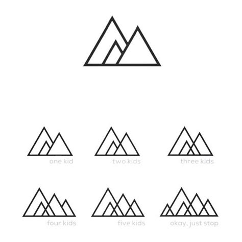 small tattoo price range a progressive mountain range so cool represent your
