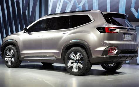 Subaru Suv 2020 by 2020 Subaru Suv Interior Exterior Release Date Review