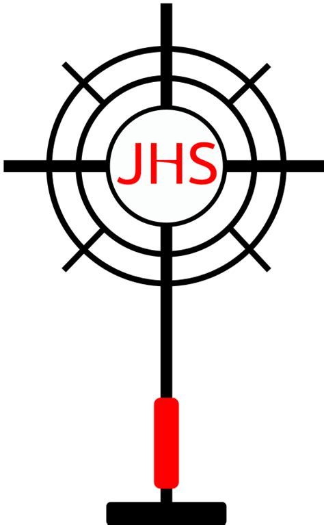 Monstrance Coloring Page Coloring Pages Monstrance Coloring Page