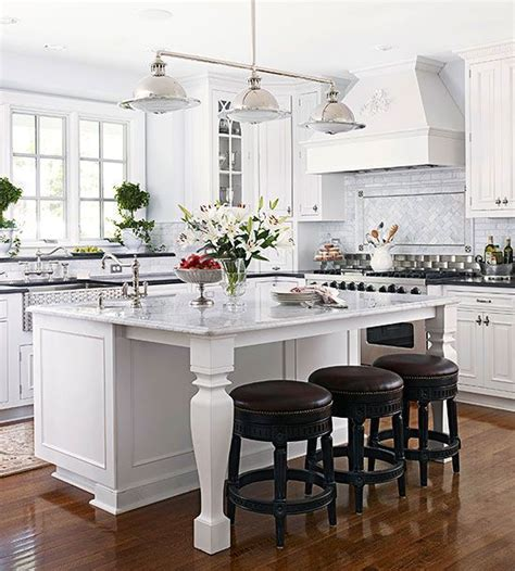 kitchen island designs with legs 1000 images about kitchen on stove kitchen islands and traditional kitchens