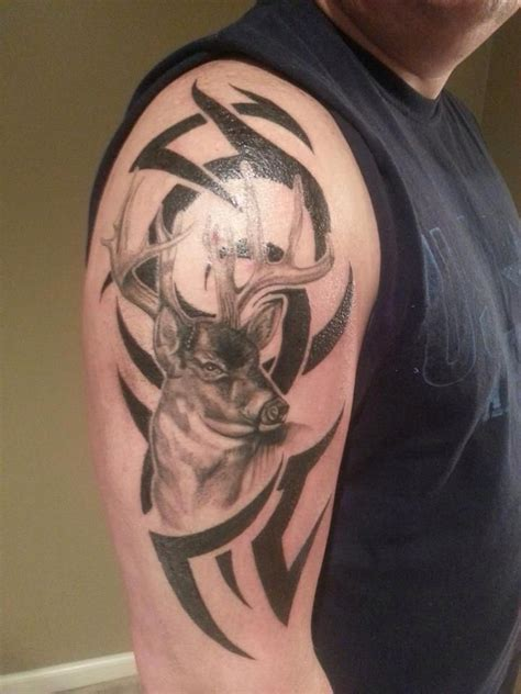 legendary tattoo legendarywhitetails legendary tattoos