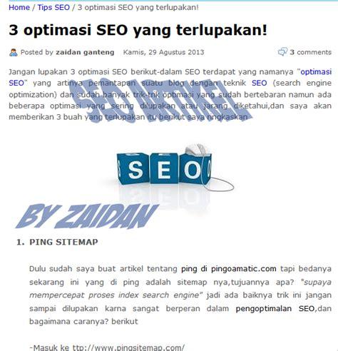 membuat artikel yang seo cara membuat artikel blog yang seo friendly riefkah z blogs