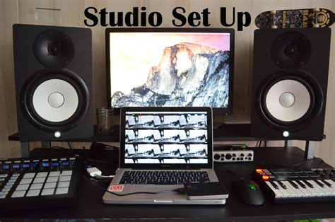 Home Studio by Home Studio Set Up