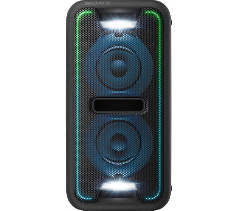 Sony Gtk X1bt Wireless Hi Fi Bluetooth Speaker 500w Ex Display Gosend sony gtk xb7b wireless megasound hi fi system bluetooth nfc black ebay