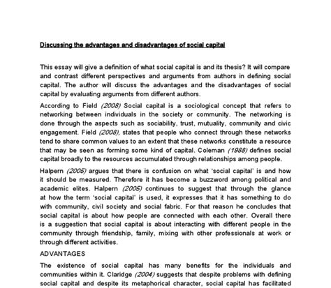 About Social Networking Essay by Essay On Social Networking Advantages And Disadvantages Bansirana Freeoda