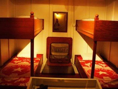 Titanic 3rd Class Cabins by Shaun Owyeong Titanic The Artifact Exhibition